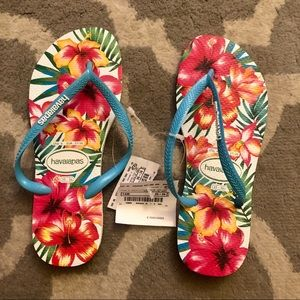 Authentic tropical havaiana's from Brazil